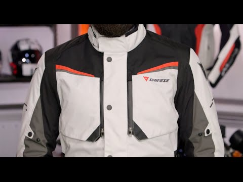 Tex Gore Jacket At Dainese Sandstorm Youtube Review HEqFEzn
