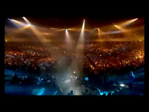 Pink Floyd - Confortably Numb / Remember that night - Live at the Royal Albert Hall (2007 ...