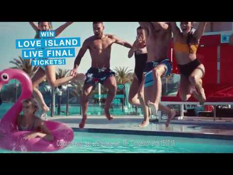 Jet2holidays love island competition 2019