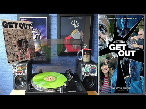 Get Out (2017) Waxwork Records Soundtrack [Full Vinyl] Michael Abels