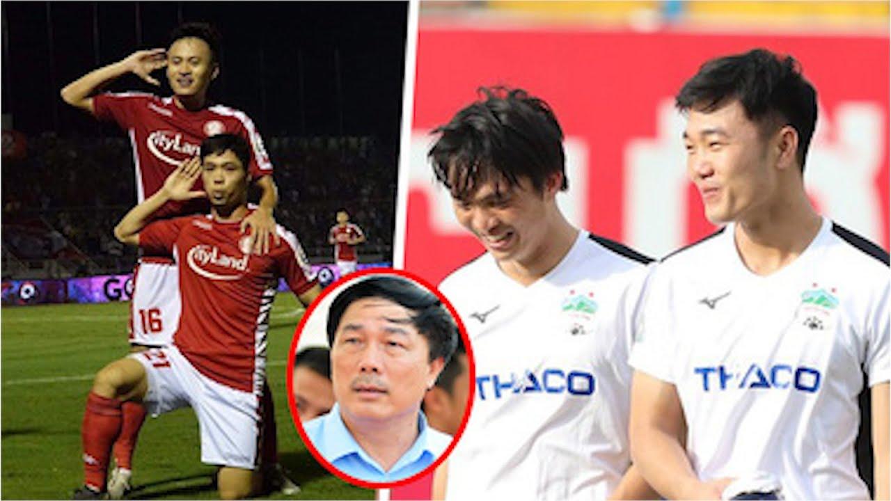Thanh Hóa bỏ V-League, HAGL hưởng lợi, CLB Sài Gòn và đội Công Phượng 'méo mặt'