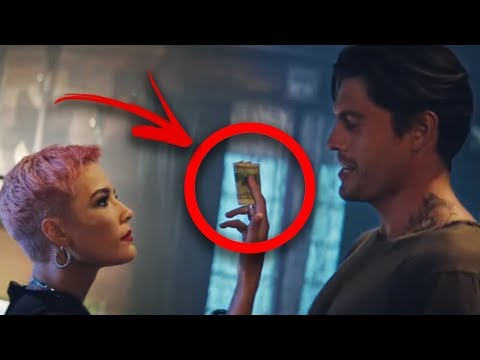 "10 Secrets You Missed in ""Without Me"" - Halsey"