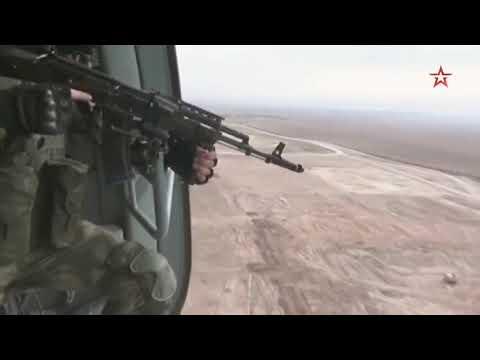 Сирия!❗️Российские военные заняли базу США. Оставленную американцами базу в Сирии.