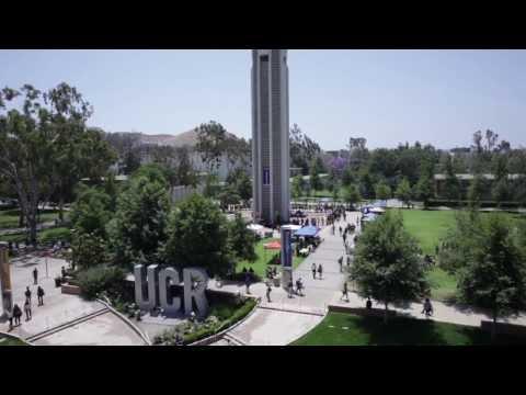 University of California Riverside Overview