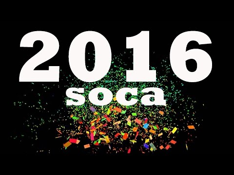 2016 TRINIDAD SOCA MIX PT 1 - 60 BIG TUNES