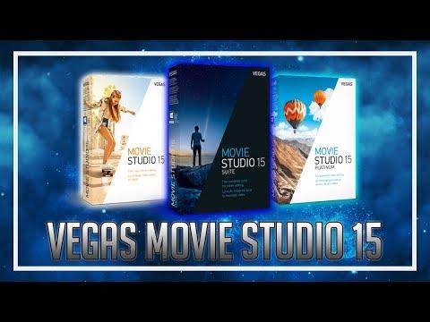 VEGAS Movie Studio 15 Released - What's New?!