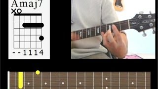 Jouer Love Thing de joe Satriani, tuto