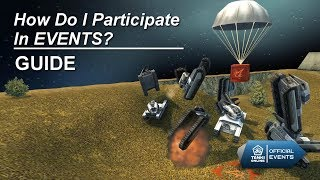 How can I participate in EVENTS? [Official Guide]