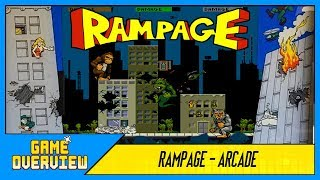 Game OverView - Rampage