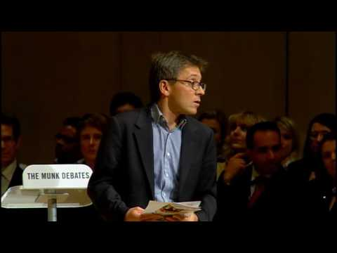 Munk Debate on North American Economy - Ian Bremmer