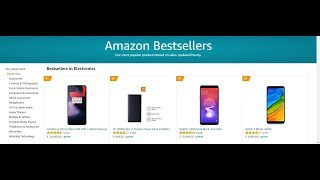 2018 - This Year's Top-Selling Items In Amazon India for Prime Day - 16th July 2018