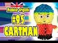 3D MODULAR ORIGAMI #95 ERIC CARTMAN SOUTH PARK
