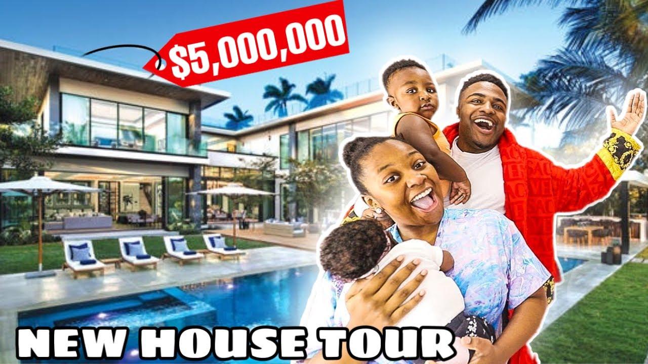 WE FOUND OUR DREAM HOME ❤️ **EMPTY HOUSE TOUR**