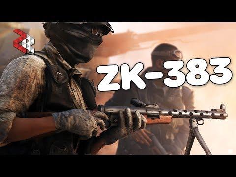 ZK-383 ИДЕАЛЬНЫЙ ПП | BATTLEFIELD V thumbnail