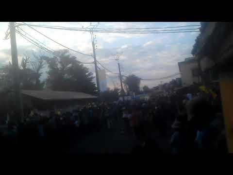 visite et passage du pape a tsarasaotra antananarivo
