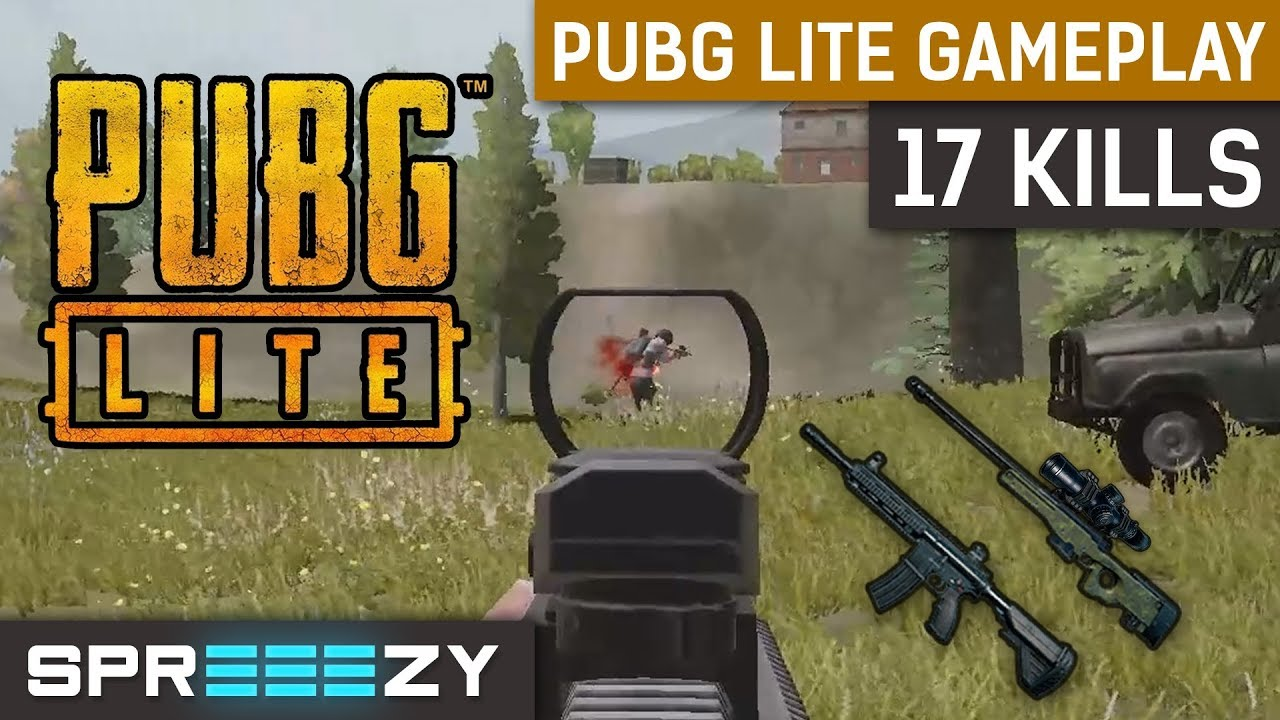 PUBG Lite PC Gameplay | Very Low Settings | i7-8700k | GTX 1080ti | FREE TO  PLAY