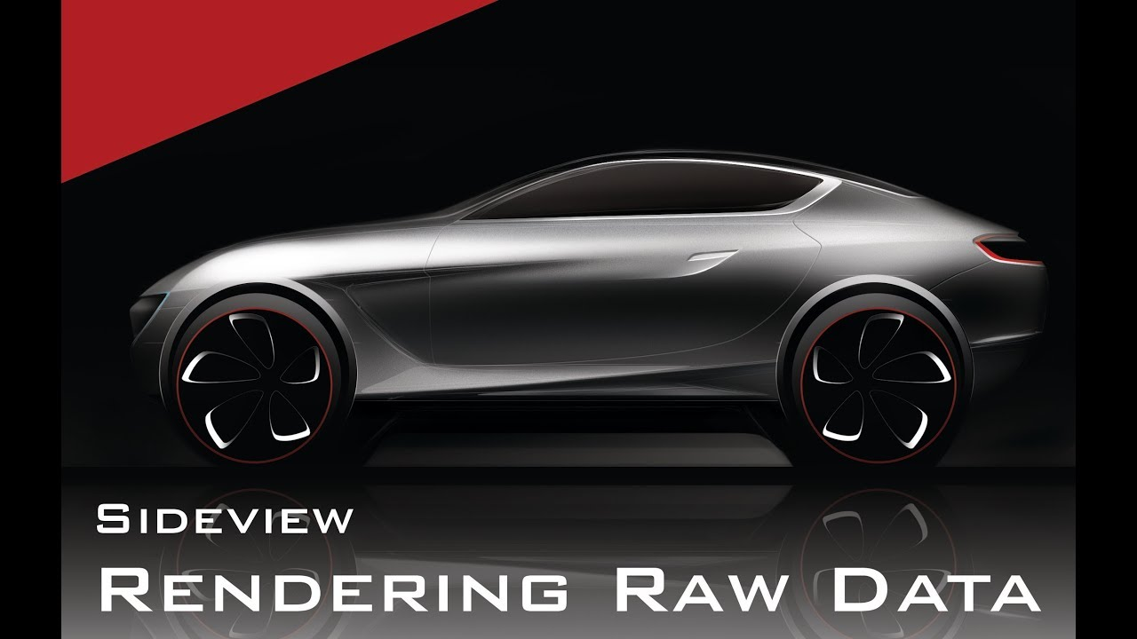 Suv Sideview Rendering Full Youtube