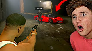 I STOLE My Ferrari Back From The MAFIA..!