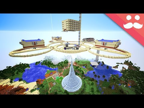 Hermitcraft SEASON 4: The Mega Base!
