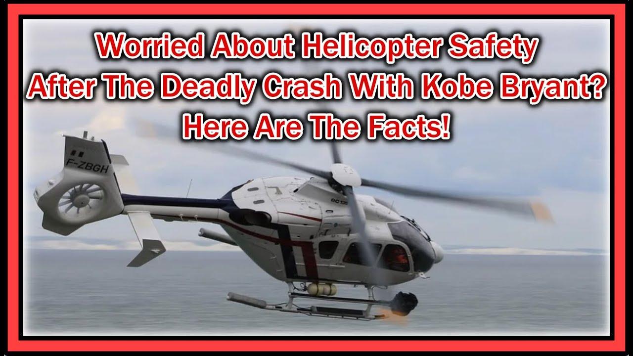 Kobe Bryant chopper crash hasn't led to new safety rules