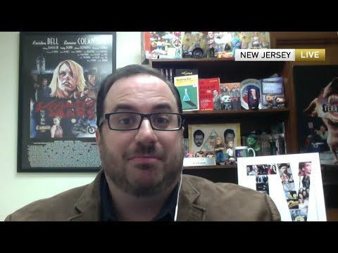 Film & television critic talks about the growing comics industry