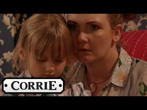 Coronation Street - Fiz And Tyrone Tell Hope About Her Illness