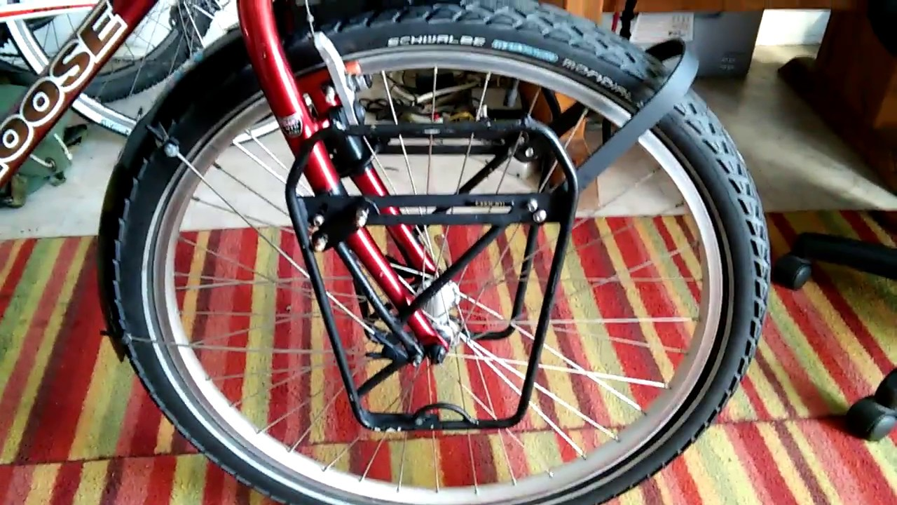 axiom lowrider front rack review u0026 mods
