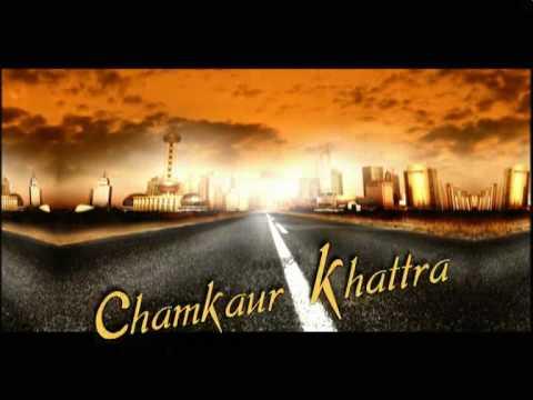 CHAMKAUR KHATTRA....WITH HIS NEW ALBUM,,,,,(KHUSHIYAN)