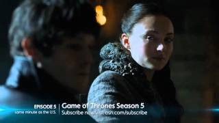 Game of Thrones Season 5 - Inside the Episode #5: Kill the Boy