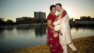 Indian Videographer Tampa - Lake Lucerne Courtyard