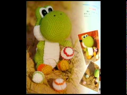 Amigurumi Crochet Books : Amigurumi crochet book woolen animal farm youtube