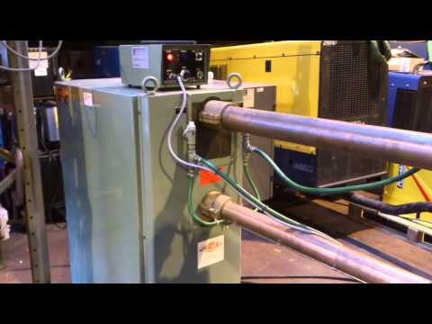 Meritus Circumferential Seam Welder Type 30AS - Welding of F