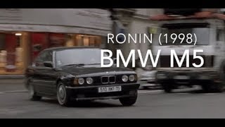 BMW M5 from Ronin (1998)