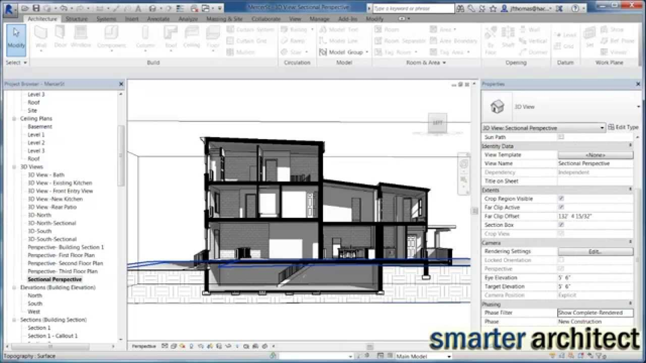 Create Elevation Plan In Revit : How to create presentation floor plans in revit
