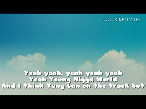 YNW Melly X Risk Taker {Lyric Video}