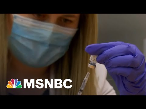 Breaking: Pfizer Requests Emergency Use Of Vaccine For Ages 12-15 | Katy Tur | MSNBC