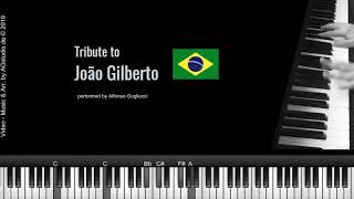 Baixar Tribute to João Gilberto  (1931/2019)