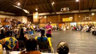 Susanville California Powwow 2011 Hand drum contestant 1