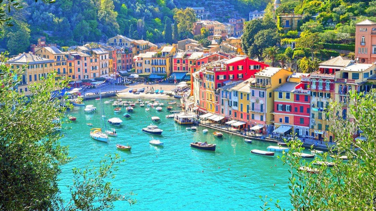 Genoa Italy Portofino