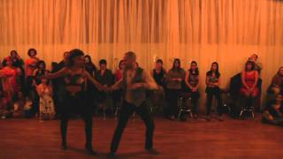 Promise by Romeo and Usher Bachata Danced By Ataca & La Alemana