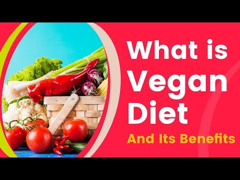 What Is Vegan Diet?  How Your Body Transforms On A Vegan
