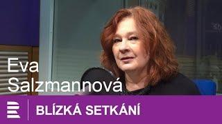 Eva Salzmannová: Vlasta Chramostová neuhýbala před nepříjemnými věcmi