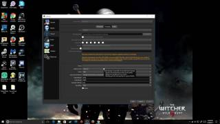 OBS Studio AMD RECORDING SETTINGS March 2017 1080p 60FPS (Tutorial and example footage)
