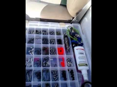 Ultimate Tackle Box For Bass Boat Bet You Don T Have One