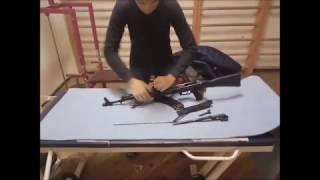 Сборка и разборка автомата АК-47М