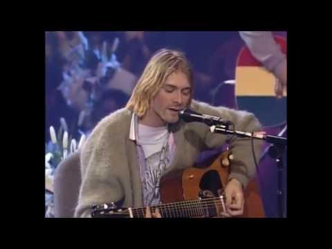 Nirvana  Dumb  MTV Unplugged  Best Quality