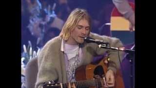 Nirvana - Dumb    MTV Unplugged    Best Quality