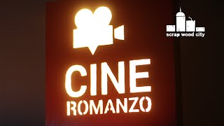How To Make A Custom Lighted Sign For Your Home Cinema