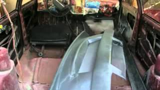 видео Ваз 2109 тюнинг бампера своими руками