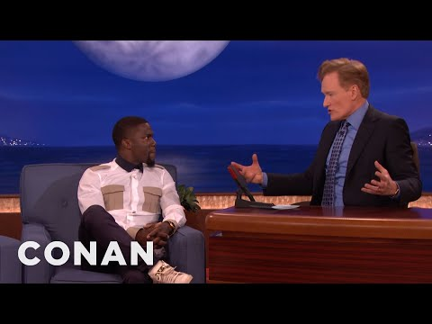 Kevin Hart Offers Conan A Part In 'Ride Along 2'